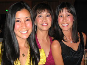 Lisa Ling, their Mother, Laura Ling